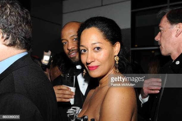 Tracee Ellis Ross attends THE HUFFINGTON POST PreInaugural Ball at The Newseum on January 19 2009 in Washington DC