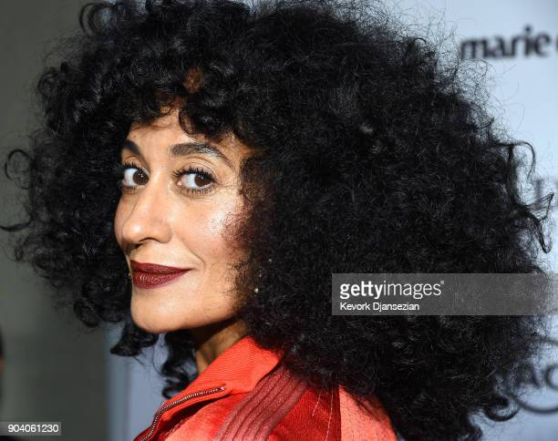 Tracee Ellis Ross attends the Marie Claire's Image Maker Awards 2018 at Delilah LA on January 11 2018 in West Hollywood California