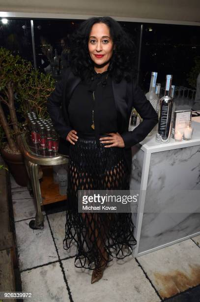 Tracee Ellis Ross celebrates with Belvedere Vodka at Vanity Fair and Lancome Paris Toast Women in Hollywood hosted by Radhika Jones and Ava DuVernay...