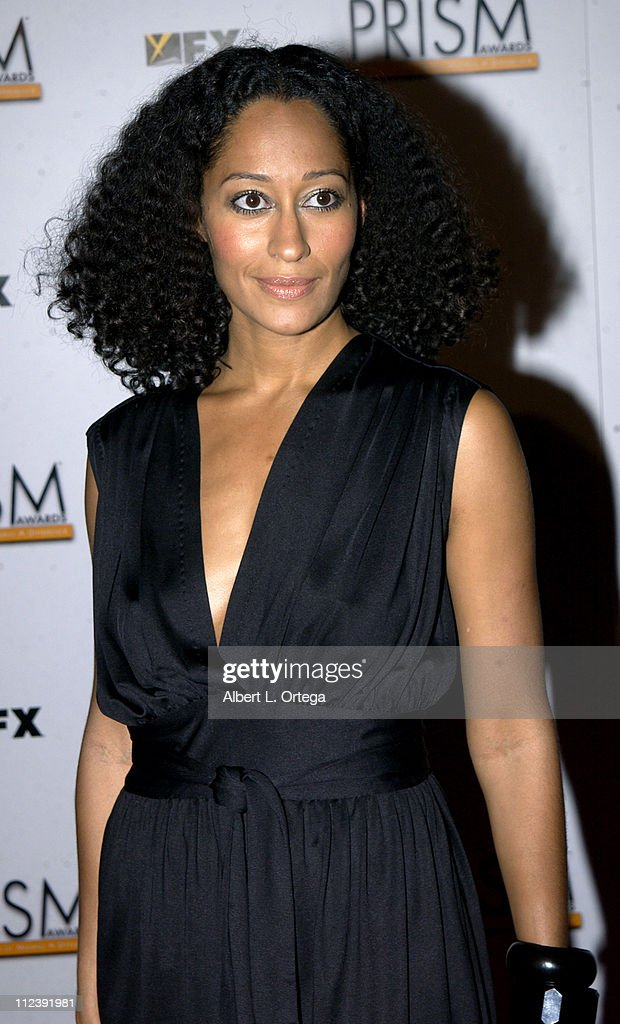 Tracee Ellis Ross during The 7th Annual PRISM Awards - Arrivals at Henry Fonda Music Box Theater in Hollywood, California, United States.