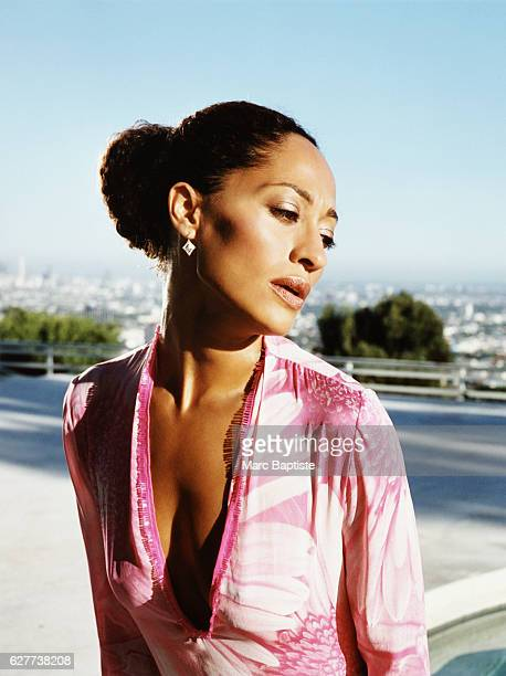 Tracee Ellis Ross plays Joan Clayton on the television series Girlfriends