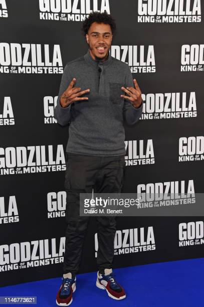Tracey attends a special screening of Godzilla II King Of The Monsters at Cineworld Leicester Square on May 28 2019 in London England