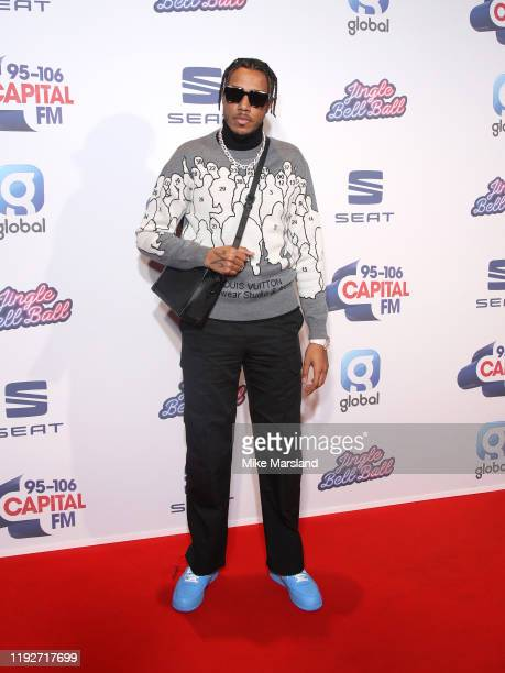 Tracey attends Capital's Jingle Bell Ball 2019 at The O2 Arena on December 08 2019 in London England