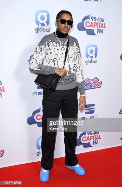 Tracey attends day two of Capital's Jingle Bell Ball 2019 at The O2 Arena on December 08 2019 in London England