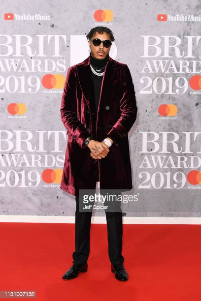 Tracey attends The BRIT Awards 2019 held at The O2 Arena on February 20, 2019 in London, England.