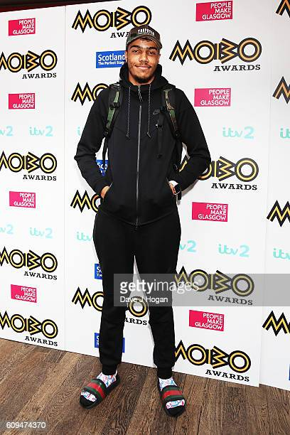 Tracey attends the MOBO Awards Nomination Launch at Ronnie Scott's Jazz Club on September 21 2016 in London England