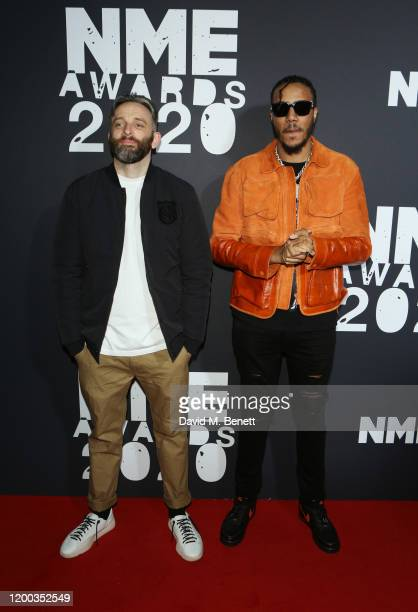 Tracey attends The NME Awards 2020 at the O2 Academy Brixton on February 12 2020 in London England