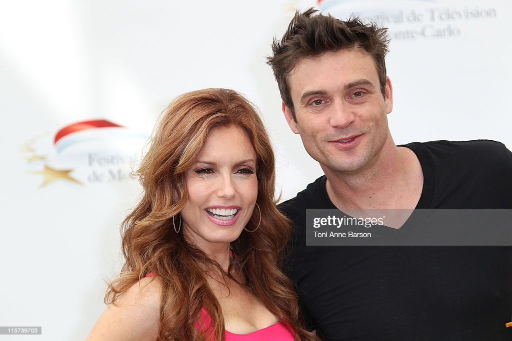 Tracey Bregman and Daniel Goddard attend Photocall for 'The Young And The Restless' during the 51st Monte Carlo TV Festival on June 9, 2011 in Monaco, Monaco.