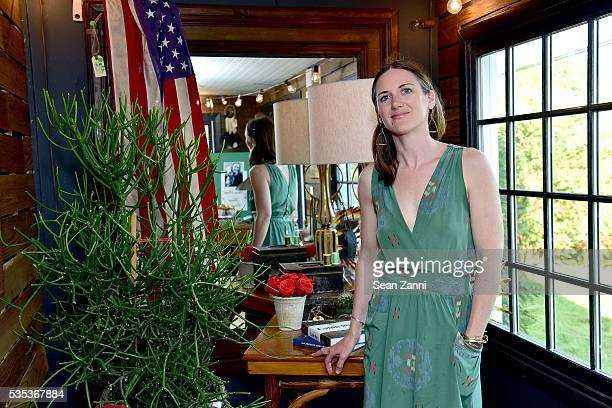 Tracey Cavaniola attends Animal Rescue Fund of the Hamptons 6th Annual Thrift Shop Designer Showhouse at ARF Thrift Treasure Shop on May 28 2016 in...