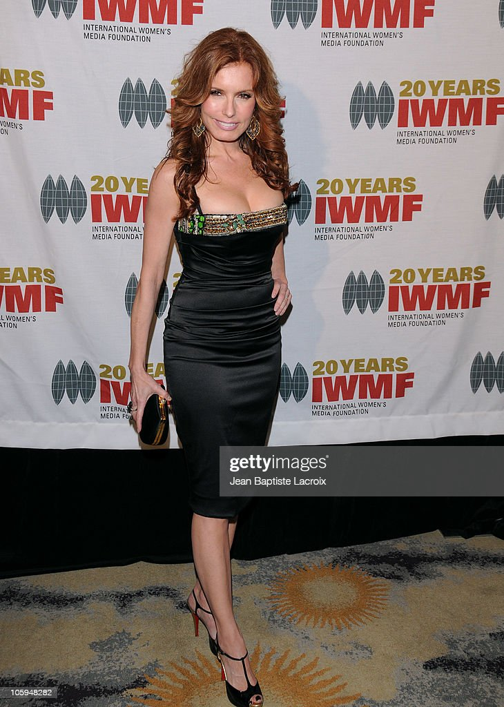 Tracey E. Bregman arrives at The International Women's Media Foundation's 'Courage In Journalism' awards held at Beverly Hills Hotel on October 21, 2010 in Beverly Hills, California.