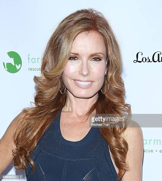 Tracey E Bregman attends 'The Conscientious Table' event held at Crossroads Kitchen on September 29 2014 in Los Angeles California