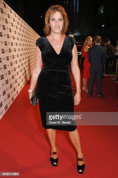 Tracey Emin attends the GQ Men Of The Year Awards at the Tate Modern on September 5 2017 in London England