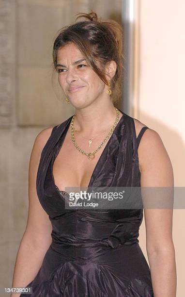 Tracey Emin during Dream Auction FULL STOP VIP Party Outside Arrivals at Royal Albert Hall in London Great Britain
