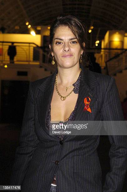 Tracey Emin during London Art Fair January 17 2006 at Business Design Centre in London Great Britain