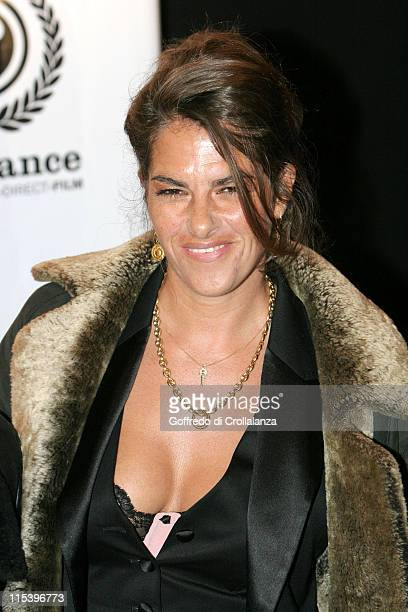 Tracey Emin during The 2005 British Independent Film Awards Inside Arrivals at Hammersmith Palais in London Great Britain