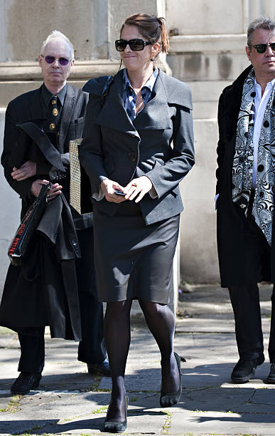 Malcolm Mclaren Funeral Pictures | Getty Images