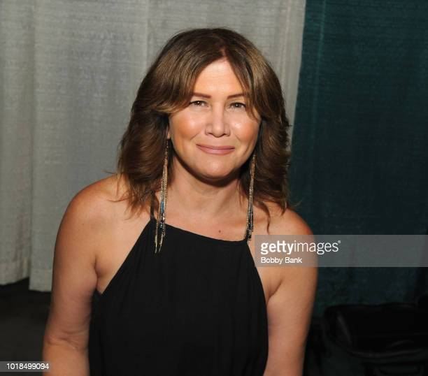 Tracey Gold attends the 2018 STL Pop Culture Con at St Charles Convention Center on August 17 2018 in St Charles Missouri