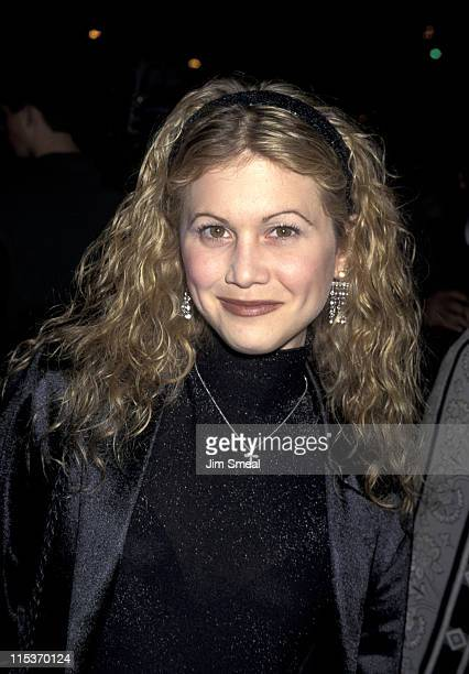 Tracey Gold during Friends of LA Free Clinic Honors Warren Littlefield at Regent Beverly Wilshire Hotel in Beverly Hills California United States