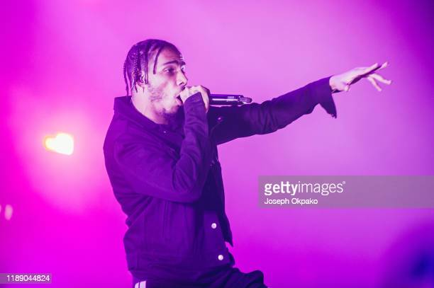 Tracey perform at O2 Forum Kentish Town on December 16, 2019 in London, England.