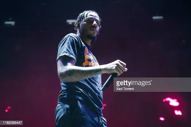 Tracey performs onstage during the Festival Internacional de Benicassim on July 20 2019 in Benicassim Spain