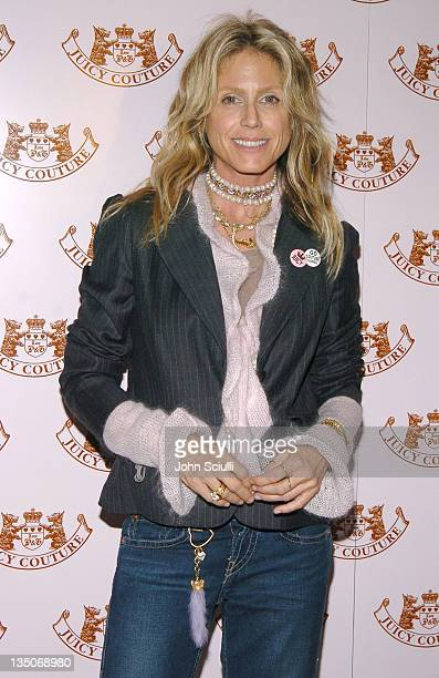 Tracey Ross during Juicy Couture Store Opening After Party at Forty Deuce in Las Vegas Nevada United States