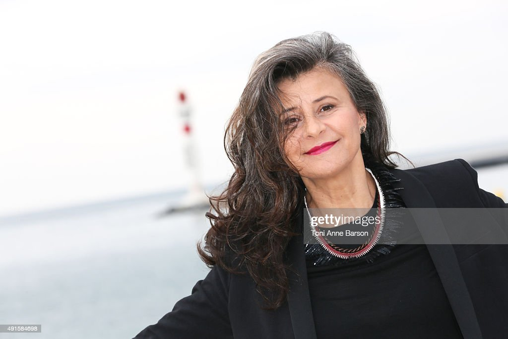'Tracy Ullman's Show' : Photocall at MIPCOM 2015 In Cannes