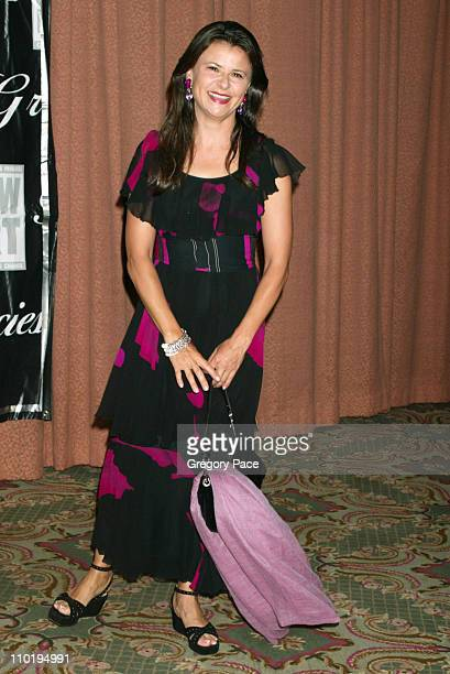 Tracey Ullman during American Women in Radio Television 29th Annual Gracie Allen Awards Arrivals at New York Hilton Hotel in New York City New York...