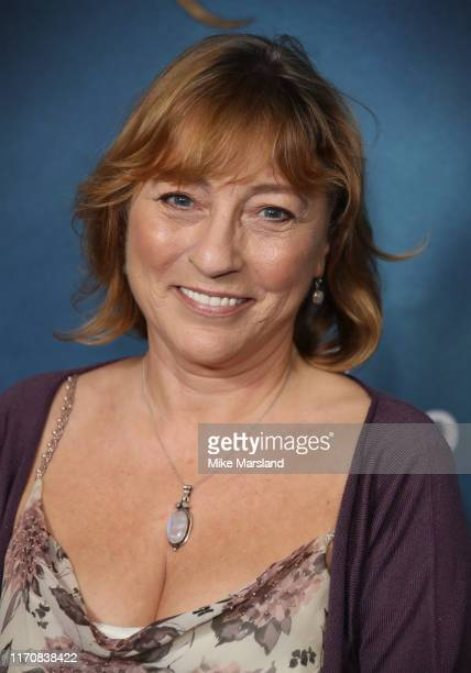 Tracey Wilkinson attends the Carnival Row London Premiere at The Ham Yard Hotel on August 28 2019 in London England