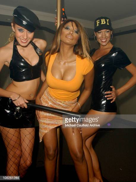 Traci Bingham during 2nd Annual BetonSportscom Carnival Party at BetonSportscom Headquarters in San Jose Costa Rica