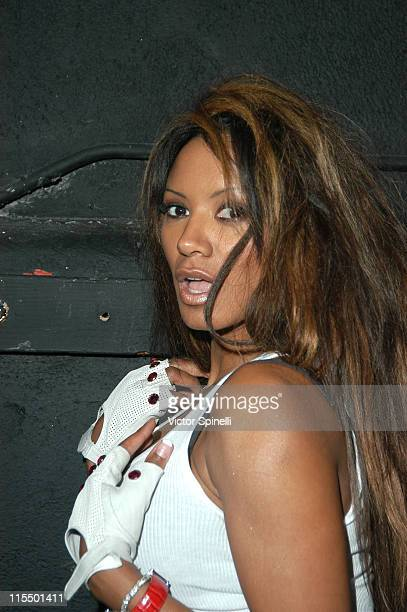 Traci Bingham during LA Fashion Show Hosted By Traci Bingham and Sponsored by Femme Fatales Magazine at Avalon in Hollywood, California, United...