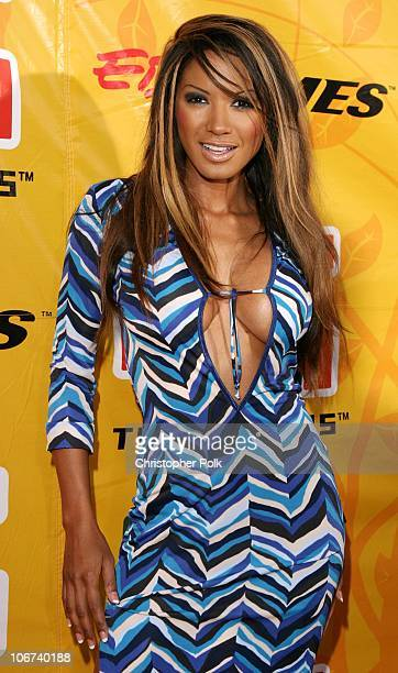 """Traci Bingham during G4 Celebrates """"G-Phoria"""" A Live and Televised Celebration of Video Games at Henry Fonda Theatre in Hollywood, California, United..."""
