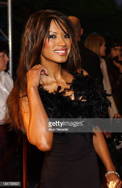 Traci Bingham during The 12th Annual Night of 100 Stars Gala at Beverly Hills Hotel in Beverly Hills, California, United States.