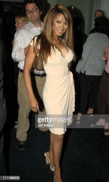 Traci Bingham during US Weekly Celebrates New Editor In Chief Janice Min at Dolce in Hollywood, California, United States.