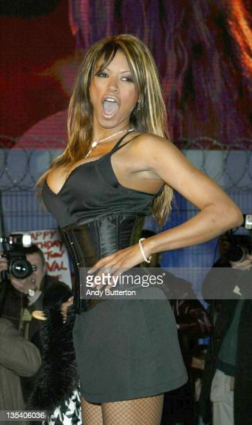 """Traci Bingham. She finished 6th in the final. During """"Celebrity Big Brother 4"""" Grand Finale at Elstree Studios in London, Great Britain."""