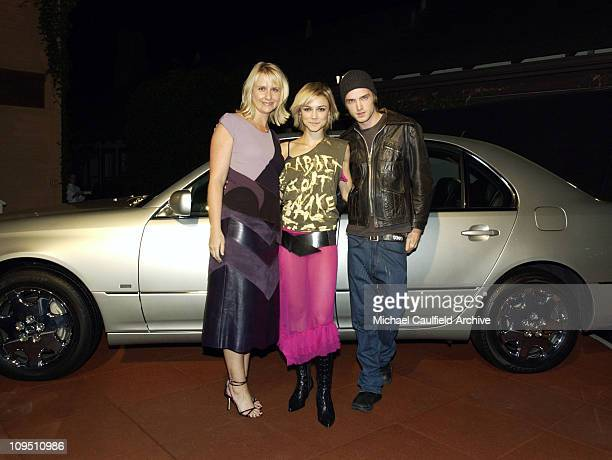 Traci Fleming President Step Up Los Angeles Samaire Armstrong and Aaron Paul