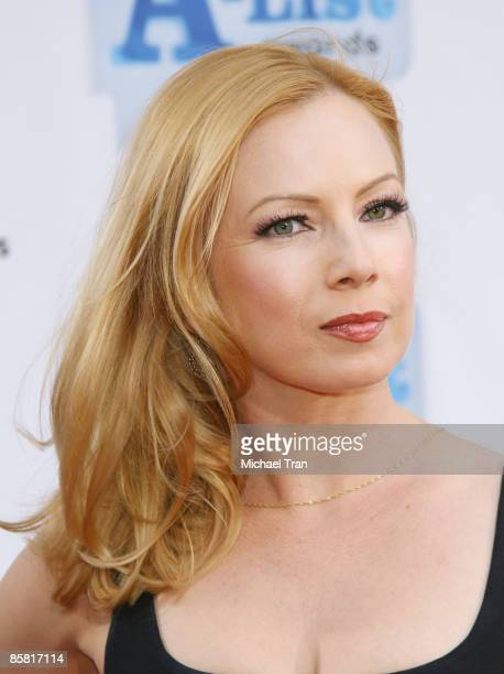 Traci Lords arrives to Bravo's 2nd Annual AList Awards held at The Orpheum Theatre on April 5 2009 in Los Angeles California