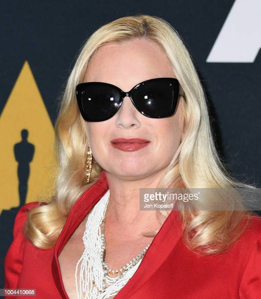 Traci Lords attends The Academy Presents 'Hairspray' 30th Anniversary at Samuel Goldwyn Theater on July 23 2018 in Beverly Hills California