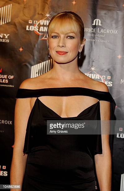 Traci Lords during Junior League of Los Angeles 2nd Annual Viva Los Angeles Casino Night at Sony Pictures Plaza in Culver City California United...