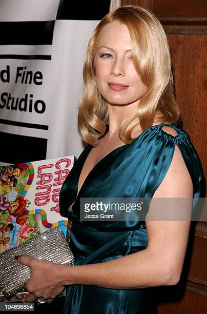 Traci Lords during The Howard Fine Acting Studio 2005 Winter Wonderful Benefiting Toys For Tots at Boardners in Los Angeles California United States