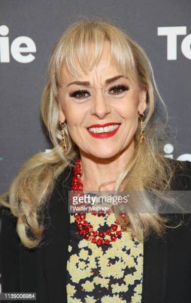 Tracie Bennett attends the Broadway Opening Night of 'Tootsie' at The Marquis Theatre on April 22 2019 in New York City