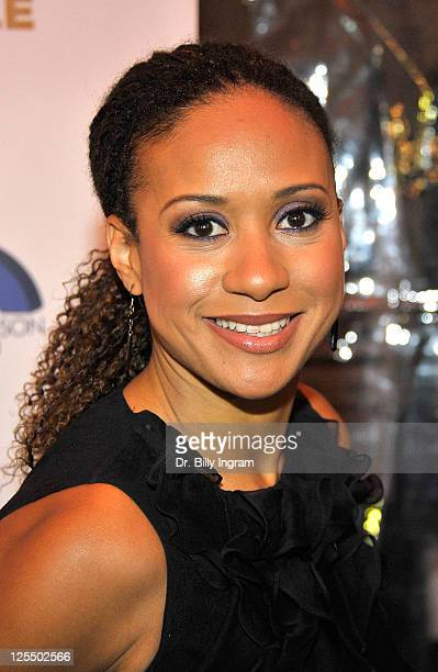 Tracie Thoms attends the 10th Annual Heroes in the Struggle Gala at the Avalon on December 1 2010 in Hollywood California