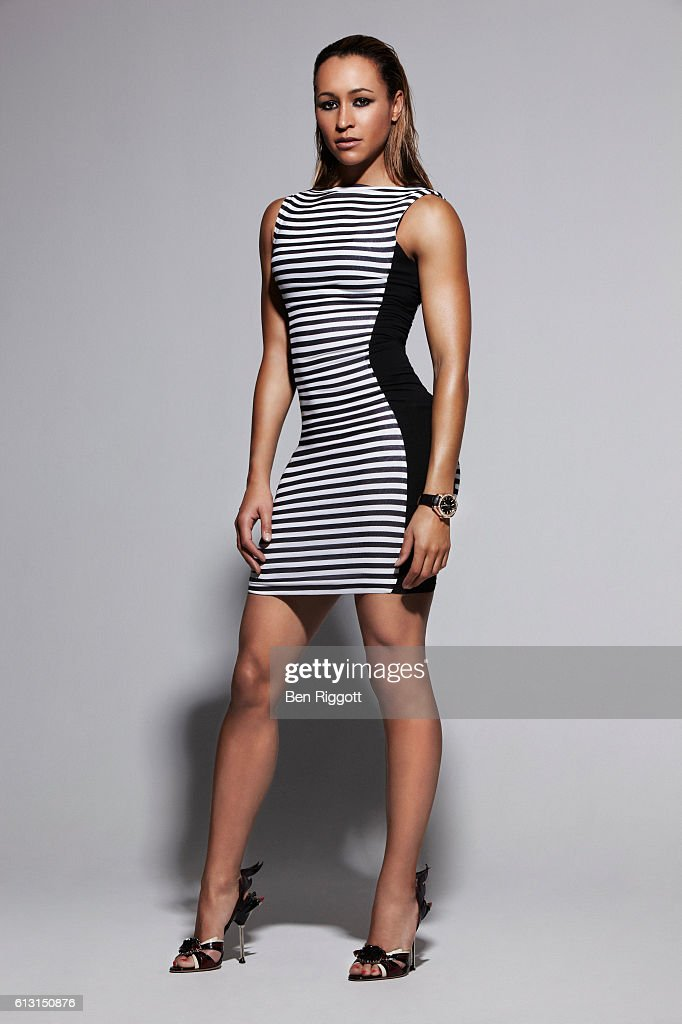 Jessica Ennis, GQ magazine UK, June 1, 2012