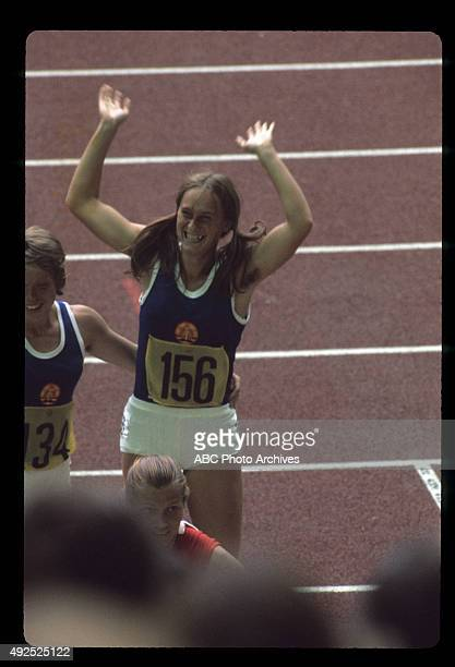 OLYMPICS Track and Field Events The 1976 Summer Olympic Games aired on the ABC Television Network from July 17 to August 1 1976 Shoot Date July 29...