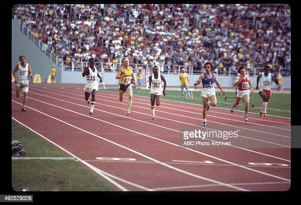 OLYMPICS Track and Field Events The 1976 Summer Olympic Games aired on the ABC Television Network from July 17 to August 1 1976 Shoot Date July 26...