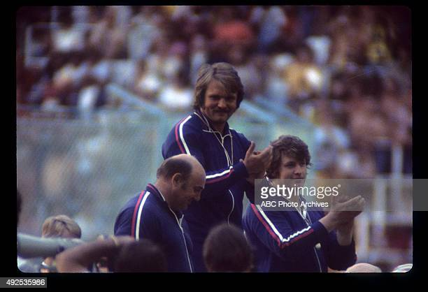 OLYMPICS Track and Field Events The 1976 Summer Olympic Games aired on the ABC Television Network from July 17 to August 1 1976 Shoot Date July 28...