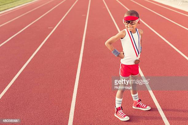 track champion - olympics stock pictures, royalty-free photos & images