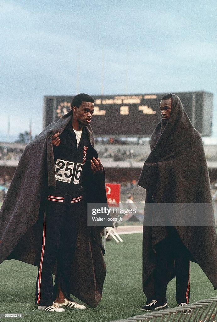 Track & Field, 1968 Summer Olympics : ニュース写真