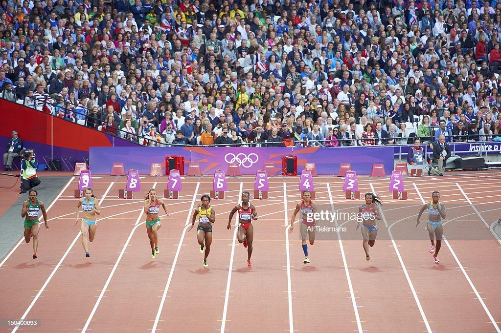 2012 Summer Olympics - Day 8 : News Photo