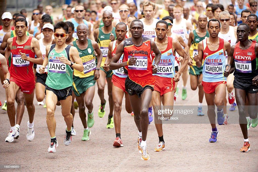 2012 Summer Olympics - Day 16 : News Photo