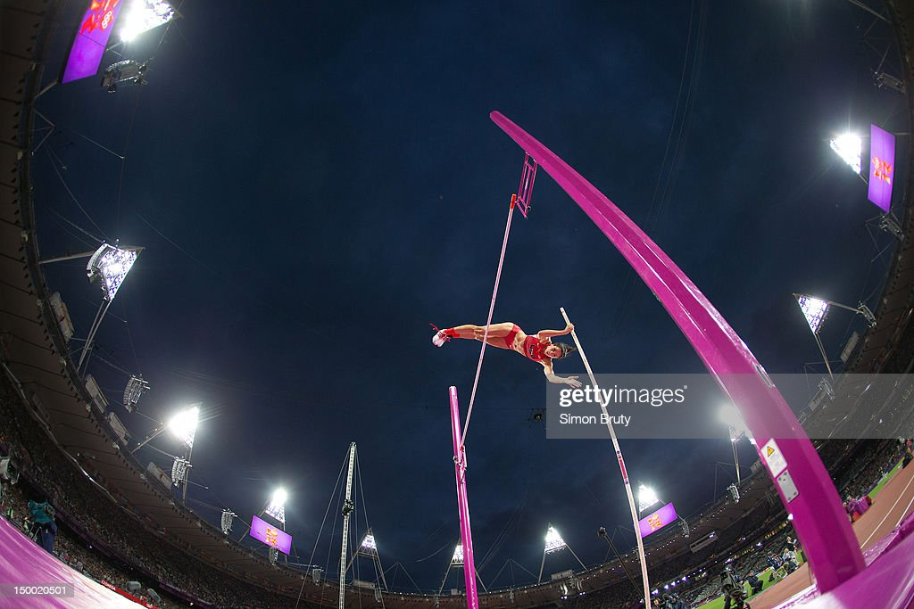 2012 Summer Olympics - Day 10 : News Photo